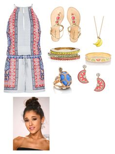 """""""Untitled #253"""" by rikey-byrnes on Polyvore featuring BCBGMAXAZRIA, Lilly Pulitzer and Kate Spade"""