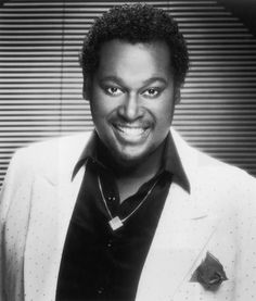 I got Luther Vandross! Are You More Barry White Or Luther Vandross?