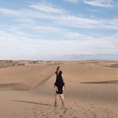 """via. @shangrila_blog  """"Happy New Year!!! #grancanaria #canaries #islascanarias #islandlife #newyearsday #maspalomas #dunes #sanddunes #visitgrancanaria #grancanariaoficial #shangrilablog""""  Zobacz więcej podróżniczych inspiracji na: http://ift.tt/2k1V00E  Polub nas na fb: http://ift.tt/2qiHjxm Poznaj nas na Twitterze: http://twitter.com/wagabundaclub - Polub nasz profil i oznacz nas na zdjęciu @wagabundaclub a podamy Twoje zdjęcie dalej :) - Zdjęcie autora:http://ift.tt/2q5Q7qO"""