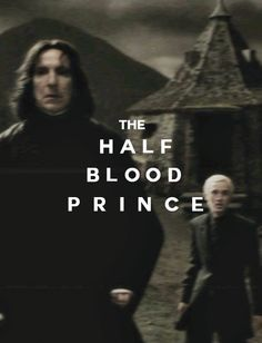 Harry Potter: The half blood prince