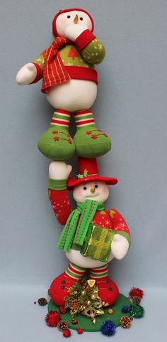 Snowman Crafts, Felt Crafts, Christmas Crafts, Diy And Crafts, Christmas Ornaments, Christmas Ideas, Christmas Baby, Merry Christmas, Clay Ornaments