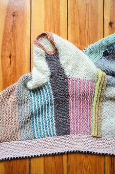 Afghan Crochet Patterns, Knitting Patterns, Sweater Patterns, Knitting Tutorials, Stitch Patterns, I Cord, Seed Stitch, Chunky Yarn, Garter Stitch