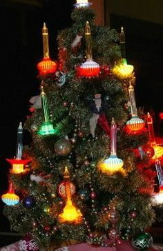 50 s christmas tree with bubble lights all things merry and bright