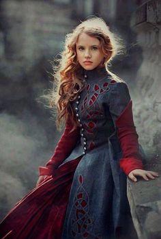 Celtic cape/coat