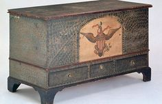 Pennsylvania Blanket Chest - 10 Pieces of Early American Furniture You Should Know | Complex CA