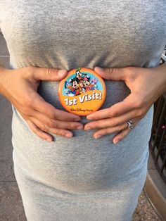 8b4d249aef4 Disney pregnancy announcement