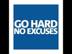 I don't want your excuses! Hard No, Lol, Sleeveless Tops, This Or That Questions, Hoodies, Vests, T Shirt, Healthy, Youtube