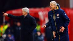 Wenger rivalry gets 'a little bit silly'
