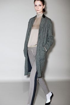 Céline Pre-Fall 2011 - Look 1