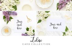 Card styled stock BUNDLE by @Graphicsauthor