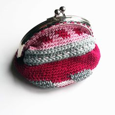 crochet coin purse #bewool