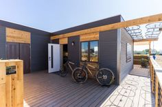 Solar energy powers this home built of wood killed in drought  - Curbedclockmenumore-arrownoyesConcert : Impressive