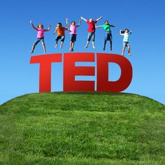 Ted Talks for kids - couple of these would be good for health with the girls?