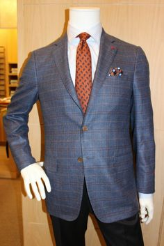 Look stylish in a new #Isaia jacket