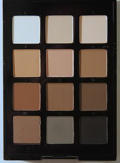 Urban Decay Naked Basics Eyeshadow Palette Review, Photos ...