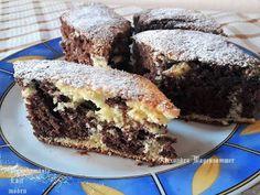 Receptek, és hasznos cikkek oldala: Kakaós- kevert süti Sweets, Bread, Cookies, Breakfast, Desserts, Recipes, Food, Essen, Crack Crackers