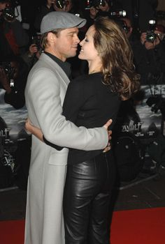 Brad Pitt and Angelina Jolie: Their love in pictures - Photo 19 | Celebrity news in hellomagazine.com