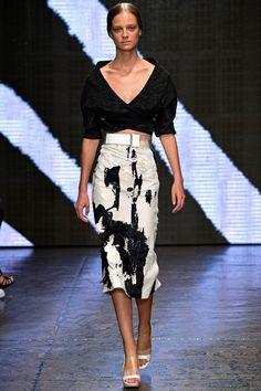 Donna Karan printemps-été 2015|1