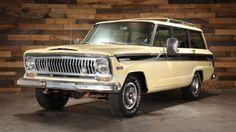 1970 Jeep Wagoneer SJ 4WD 4-Door SUV