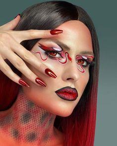 #halloweenmakeup hashtag no Instagram • Fotos e vídeos Halloween Make Up, Halloween Face Makeup, Instagram, Makeup Ideas, Halloween Makeup