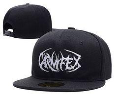 Carnifex Band Logo Adjustable Snapback
