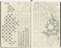 Henri Jacobs - Journal Drawings