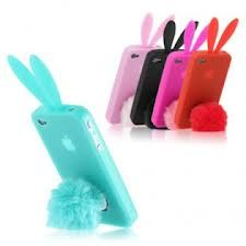 Bunny phone case, I want this!!!!! :)