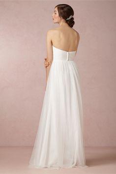 Annabelle Dress in Bride Wedding Dresses at BHLDN
