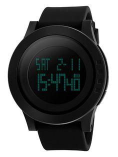 Men's Watches Digital Watches Initiative Skmei Luxury Brand Mens Watches Swim 50m Led Digital Sport Watch Men Fashion Casual Clock Men Wristwatches Relogio Masculino Excellent Quality