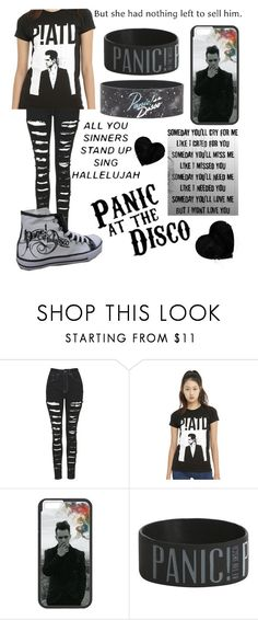 """Panic! At The Disco"" by musiclover135 ❤ liked on Polyvore featuring The Ragged Priest"