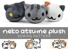 Gato Neko Atsume. Como hacer uno y como jugar con el