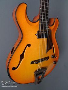 2005 Artinger Neo Classical II - Semi-hollow Electric Guitar - Artinger Neo Classical II Electric Guitar