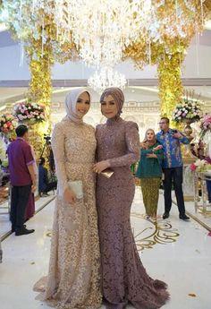 Engagement Dresses, Wedding Dresses, Prom Dresses, Muslim Fashion, Hijab Fashion, Muslimah Wedding Dress, Hijab Dress Party, Tea Length Bridesmaid Dresses, Dress Brokat