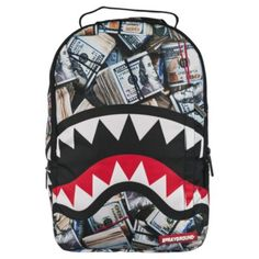 Sprayground Money Shark Backpack