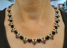 Garden Necklace - Hey, that's my neck!