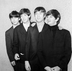 The Beatles at the ABC Cinema in Exter, 14 November 1963