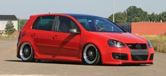 The Red Carbon-GTI
