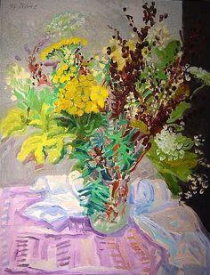 Nell Blaine    Gloucester Bouquet    1963