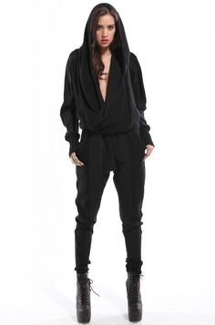 DEMOBAZA Overall Knitted Jumpsuit $179.90