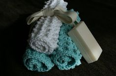 Nubbie Scrubbies By Angelee Marie - Free Crochet Pattern - (ssyarns.blogspot)