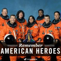 Pause to remember the crew of the space shuttle Columbia who died 10 years ago.