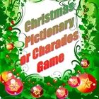 Christmas Pictionary and Charades Game. A fun Christmas game of Pictionary or Charades - where all words are related to Christmas, Winter, or Decem...