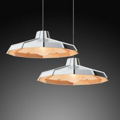 Diesel with Foscarini - Suspension MYSTERIO  Ø 31 CM Blanc/Cuivre chaud