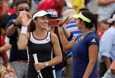 ऑस्ट्रेलियाई ओपन के फाइनल में पहुंची सानिया-मार्टिना की जोड़ी