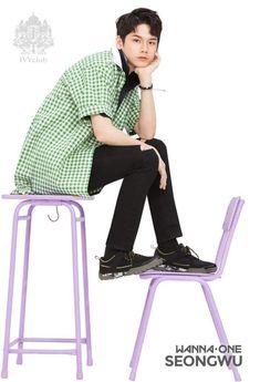 IvyClub x WannaOnd PhotoShoot Results 💙 Ivy Club, Guan Lin, Produce 101 Season 2, Ong Seongwoo, Kim Jaehwan, Ha Sungwoon, Ji Sung, Super Junior, Baby Strollers