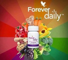 Forever Daily Multivitamin for Optimal Health - Forever Aloe Vera Beauty Health Online Store Forever Living Aloe Vera, Forever Aloe, Forever Living Business, Holistic Center, Chocolate Slim, Daily Vitamins, Forever Living Products, Nutrition Program, Bone Health