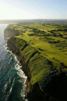 No, it is not Ireland, this is Isabela, Puerto Rico.