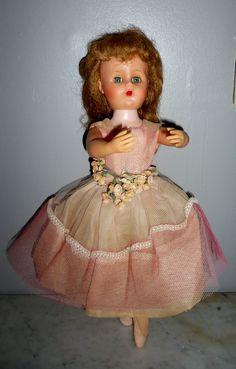 1950's Ballerina Doll