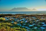 Table Mountain from a distance (Blurbergstrand) - Cape Town South Africa