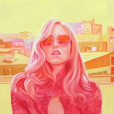 "Today's Artist Focus || Jen Mann www.jenmann.com/ Jen Mann is an emerging Canadian artist from Toronto Ontario. Working mainly in large portraiture.  ""Jen Mann is a madly talented artist from Canada who creates eyecatching and fabulously colored portraits of both men and women. Her photorealistic paintings are often paired with surrealistic aspects and explore subjects such as perceived beauty, identity, emotions and freedom."" Artistic Moods http://www.artisticmoods.com/jen-mann/"